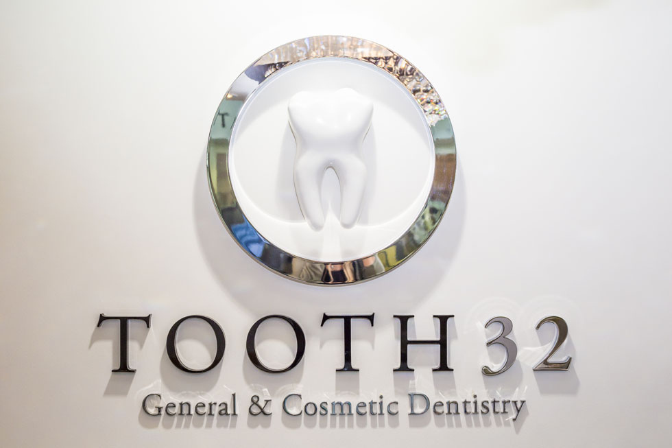 Tooth32 Logo